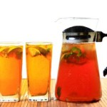 Refreshing Orange Mint Tea