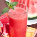 Thirst Quenching Watermelon Smoothie
