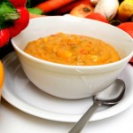 Carrot and Chestnut Soup Recipe