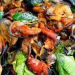 Catalan Mussels Recipe