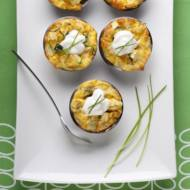 Low Carb Mini Quiches Recipe