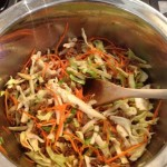 Pork Crack Slaw with Ginger and Sesame