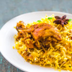 Biryani with Drumsticks