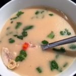 easy tom kha gai soup recipe